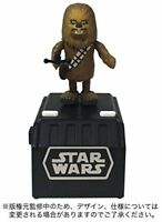 STAR WARS SPACE OPERA CHEWBACCA Electric March Figure TAKARA TOMY from Japan