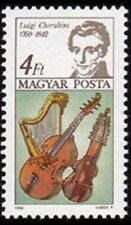 HUNGARY - 1985 - Luigi Cherubini - International Year of Music - MNH - Sc. #2940