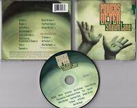 Shawn Lane CD POWERS OF TEN ©2006 USA 14-track Progressive Rock ABSOLUTELY MINT