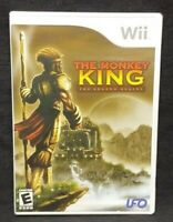 Monkey King The Legend  - Nintendo Wii Wii U Game 1 Owner CLEAN Mint Disc !