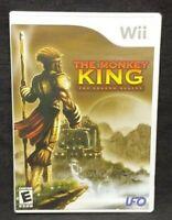 Monkey King The Legend  - Nintendo Wii Wii U Game 1 Owner CLEAN Mint Disc !