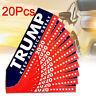 20X Donald Trump President 2020 KEEP AMERICA GREAT Bumper Sticker Car Stickers