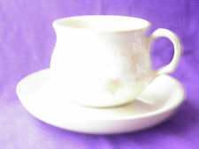 """DENBY """"DAYBREAK"""" CUP AND SAUCER"""