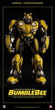 "ThreeZero 3A Transformers: Bumblebee (2018) - Bumblebee 8"" Deluxe Scale Actio..."
