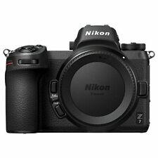 New Nikon Z 7 Mirrorless Digital Camera Body 45.7 MP Full-Frame white kit box