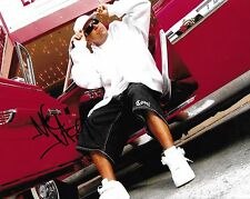 """MC Magic auto/signed """"Magic City"""" Hip Hop Music Rare Band COA LOOK!"""