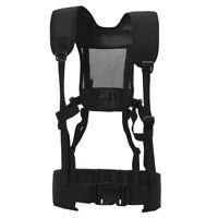 Tactical Vest MOLLE 1000D Nylon Combat Army Airsoft Waist Belt W/Shoulder Sling