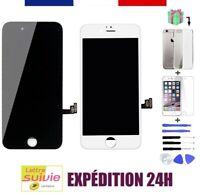 ÉCRAN LCD ORIGINE QUALITÉ PREMIUM NOIR / BLANC + OUTILS POUR IPHONE 7 / 7 PLUS