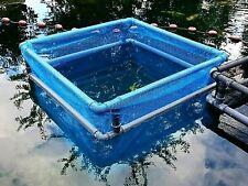 Kescher netze in material plastik farbe blau ebay