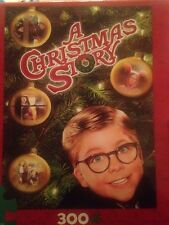 """CEACO Jigsaw Puzzle, """"A CHRISTMAS STORY"""", 300 Piece Age 10+"""