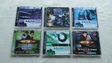 6 DOCTOR WHO CD AUDIO BOOKS