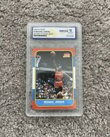 Michael Jordan Graded GEM Mint 10 Decade Of Excellence Rookie Anniversary Card