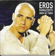 RARE CD CARTONNE CARDSLEEVE 2 TITRES EROS RAMAZZOTTI FUOCO NEL FUOCO NEUF SCELLE