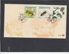 South Africa 2017 Bees First Day Cover FDC Paarl pictorial h/s