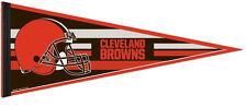 Cleveland Browns Football Team NFL Pennant WinCraft Newest Style 2016 USA