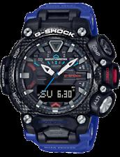 Nuevo Casio G-shock sensor de gravedad Master cuádruple núcleo de carbono reloj para hombres GRB200-1A2