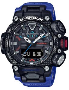 New Casio G-Shock Gravity Master Quad Sensor Carbon Core Men's Watch GRB200-1A2
