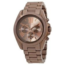 NEW Michael Kors Oversized Bradshaw Unisex Chronograph Watch - MK6247