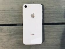 Apple iPhone 8 - 64GB - Silver (Unlocked) A1863 (GSM)