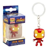 Llavero Avengers Infinity War Iron Man Pocket Pop KeyChain bobble-head Funko