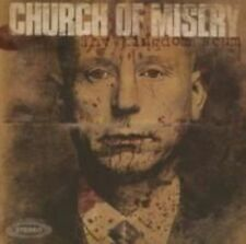 Thy Kingdom Scum, Church Of Misery CD | 0803341398252 | New
