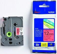 Beschriftungsband Brother P-touch TZe-431 original sw/rot 12mm TZ431 D400, 1830,