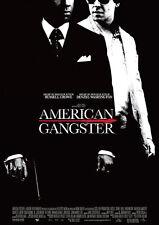 American Gangster Reproduktion Fim PLAKAT