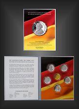Einleger Sammel Folder - Blister MDM für 10 Euro Gedenkmünzen 2012