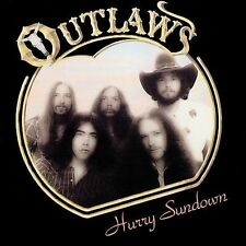 Hurry Sundown [Remaster] by The Outlaws (CD, Buddha Records)