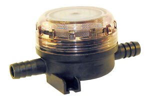 """Water strainer for pumps 1/2""""hose connections  WPG13A"""