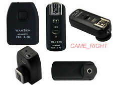 RF-602 Wireless flash Remote trigger Kit for Canon 550D 1000D 1100D 1200D 500D