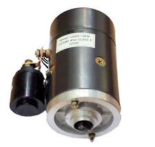 1.8kw 12v DC 114mm Electric Motor c/w Start Switch 200A