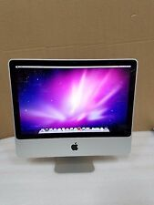"Apple iMac 20"" Core 2 Duo 2GHZ 2GB 160GB DVDRW WiFi Webcam Snow Leopard Mid '09"