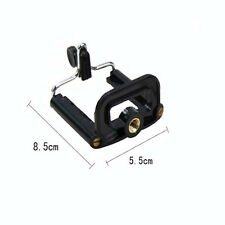 New Mobile Phone Clip Tripod Bracket Holder Mount Adapter for iPhone 5/5S/6/6S A