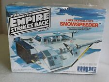 MPC NEW STAR WARS ESB VINTAGE LUKE SKYWALKERS SNOWSPEEDER MODEL KIT 8914
