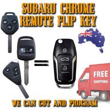Subaru New Stye Flip Key - Impreza - WRX - STI - Forester - Liberty - Outback