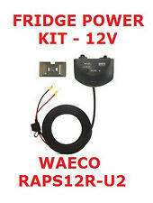 WAECO Fridge Power Wiring Kit 12v Coolpower Raps 12r-u2