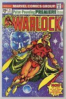 Warlock #9 | 1st App of New Costume | (Marvel, 1975)