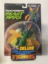 Transformers Beast Wars Deluxe Fuzors Sky Shadow