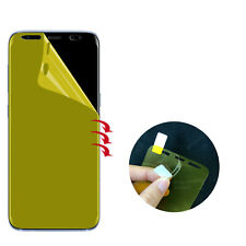 Screen Protector Cover For SAMSUNG GALAXY Models - 100% TPU Full Film Clear