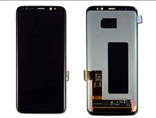 Black Samsung Galaxy S8 Plus G955 LCD Digitizer Frame Screen