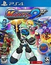 Mighty No. 9 PS4 >Brand New - In Stock - Fast Ship<