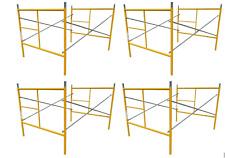 Scaffoldmart Basic 5x5 Set Of 4 With 7 Bracing