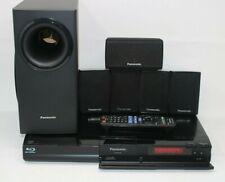 New listing Panasonic Sa-Bt230 Bluray Dvd Home Theater Disc Player Sound System