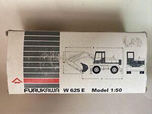 Conrad 2818 W625E Furukawa Wheeled Excavator 1:50 Die Cast Model