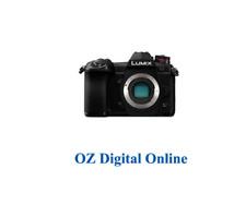 New Panasonic Lumix DC-G9 Body Camera 1 Year Au Warranty