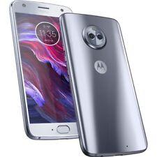 Motorola Moto X4 X4th Gen 32GB 4G LTE Factory Unlocked Smartphone sterling blue!