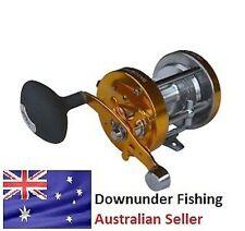 BAITCASTER FISHING REEL CL80 - AUSTRALIAN SELLER