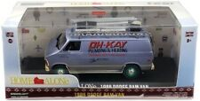 "Chase 1986 DODGE RAM VAN DIRTY ""HOME ALONE"" MOVIE 1/43 DIECAST GREENLIGHT 86560"