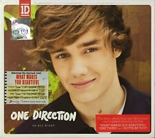 ONE DIRECTION Up All Night MALAYSIA SPECIAL EDITION CD (LIAM PAYNE) FREE SHIP